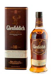 Glenfiddich 18 Años C/ Estuche