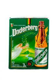 Underberg 3 Unidades