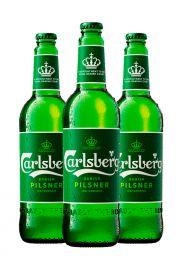 24 Carlsberg Botella 330 ml Precio Oferta