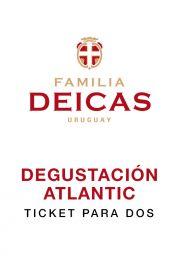 Promo Degustación Atlantic para dos + Vino de obsequio