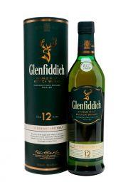 Glenfiddich 12 Años C/ Estuche