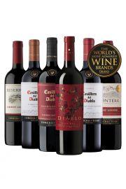 Pack Marca más admirada de vinos