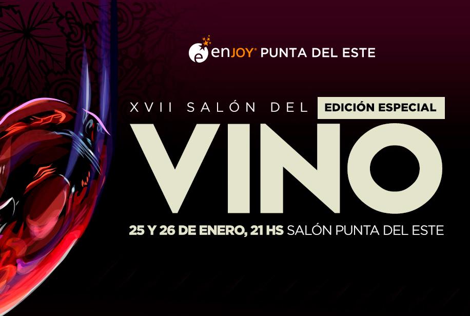 Salón del Vino – Enjoy Punta del Este 2019
