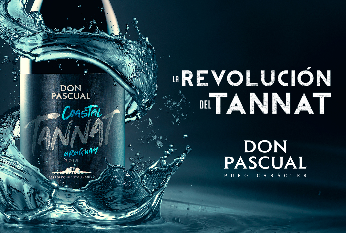 Don Pascual Coastal Tannat