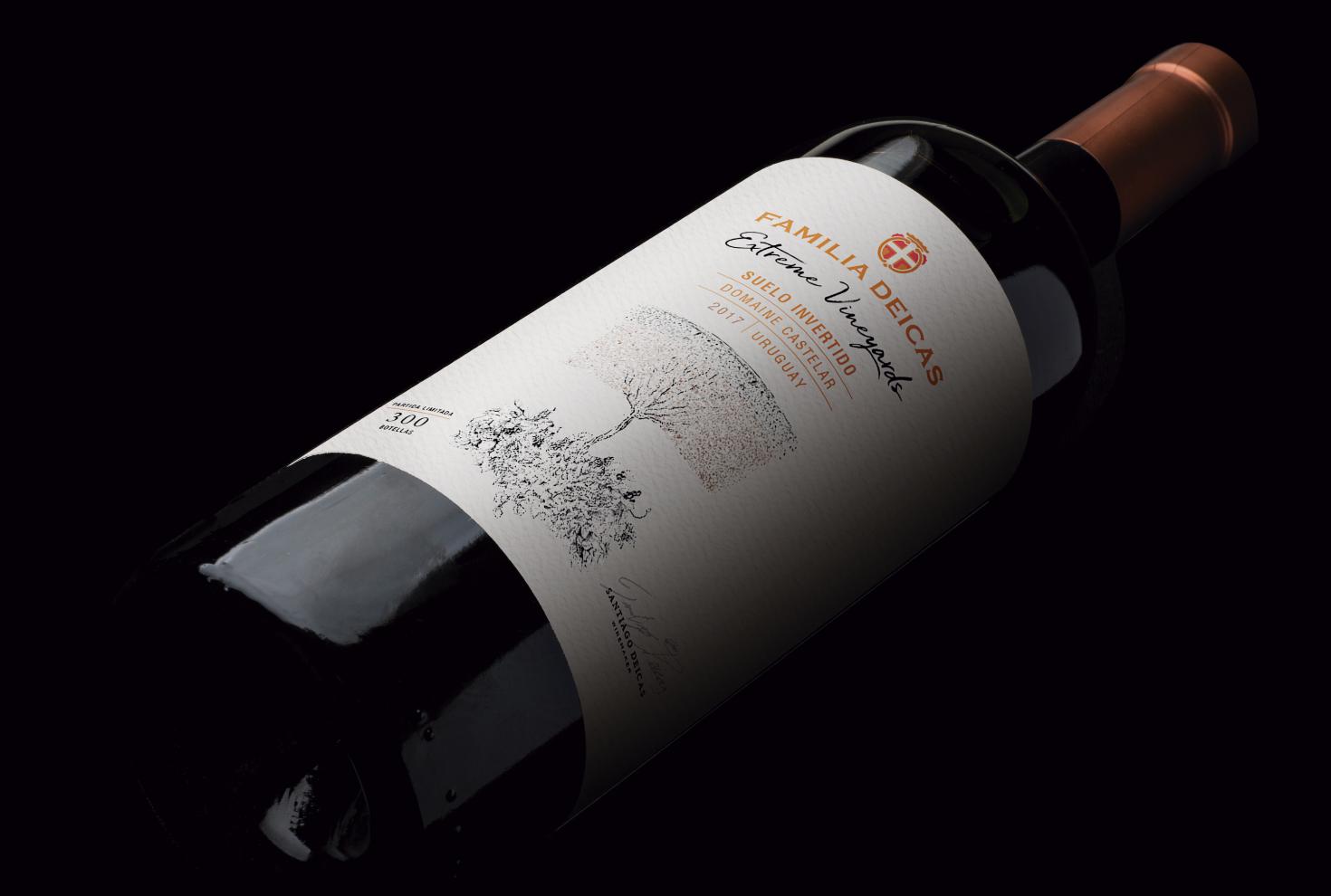 Suelo Invertido, único vino uruguayo icono de Sudamérica